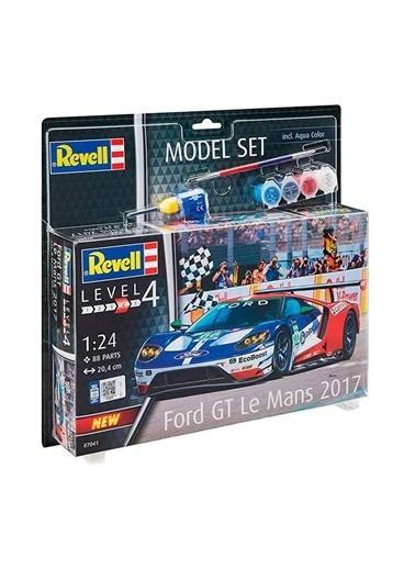 Revell  Maket Model Set Ford Gt Vba67041 Renkli